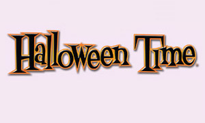 Halloween Time Logo