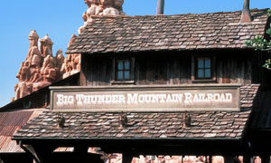 Disneyland Park | Big Thunder Mountain Railroad