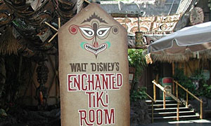 Disneyland Park | Enchanted Tiki Room, presented by Dole