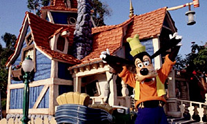 Disneyland Park | Goofy's Playhouse