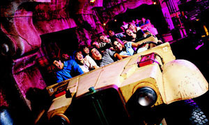 Disneyland Park | Indiana Jones Adventure