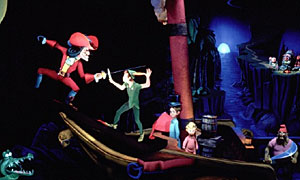 Disneyland Park | Peter Pan's Flight