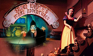 Disneyland Park | Snow White's Scary Adventures