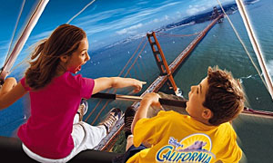 Disney's California Adventure Park | Soarin' Over California