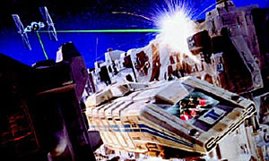 Disneyland Park | Star Tours, presented by Energizer