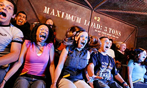 Disney's California Adventure Park | The Twilight Zone Tower of Terror
