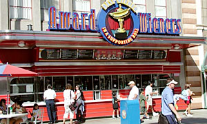 (Mini guide) Les restaurants de Disneyland Resort en Californie AwardWienersDinLowBand
