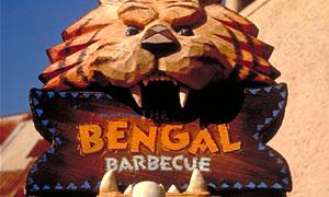 (Mini guide) Les restaurants de Disneyland Resort en Californie BengalBBQDinLowBand