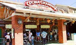 (Mini guide) Les restaurants de Disneyland Resort en Californie CocinaDinLowBand